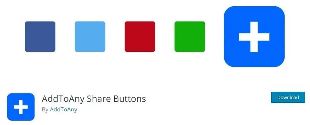 addtoany share buttons 8 best and essential plugins
