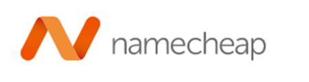 NameCheap logo - WebHostingTen.com