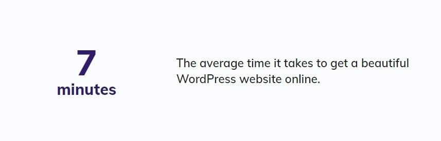 hostinger 7 mins wordpress setup